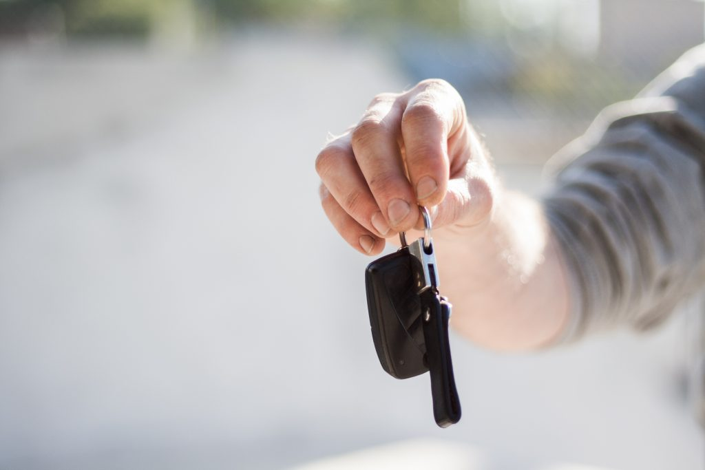 Keys to a new home at Carrington Lakes