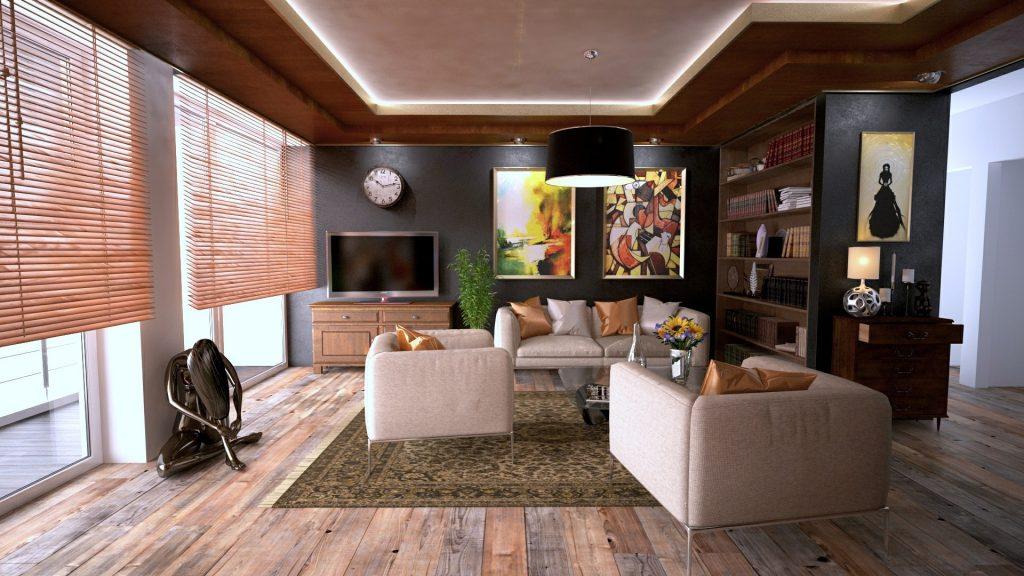 New Home design at Carrington Lakes